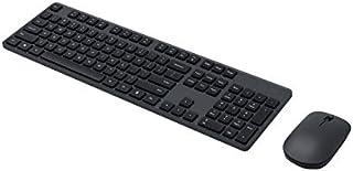 Xiaomi Keyboard Mouse Set RF 2.4GHz Wireless Office Keyboard 104 Keys for Windows PC Compatible USB Game Keyboard Russian ...