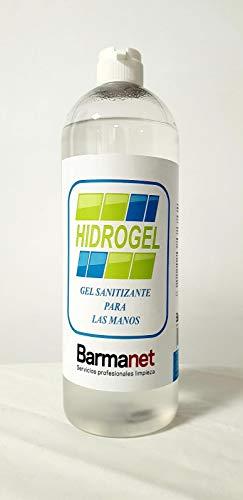 Gel hidro-alcohólico sanitizante 1l con dispensador Hidrogel