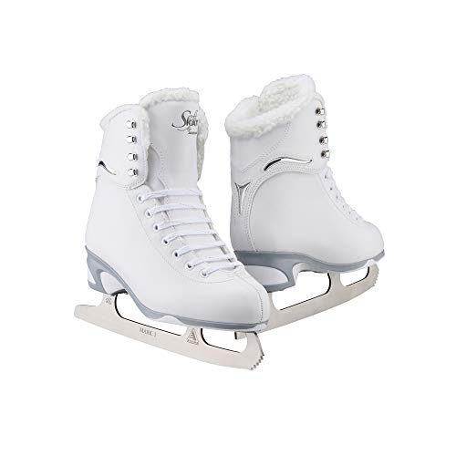 Jackson Ultima SoftSkate Womens/Girls Figure Ice Skates - 4 Women's