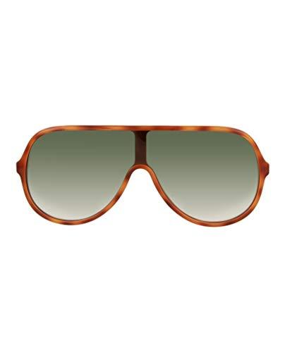 Gucci GG0199S 004 Blonde Havana GG0199S - Gafas de sol Pilot Categoría 2 Talla 9