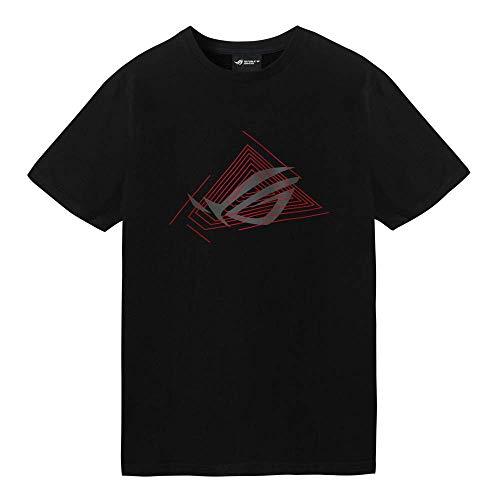 ROG Gaming T-Shirt 'Triangle', Größe:XL