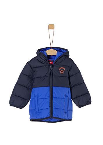 s.Oliver Junior Baby-Jungen 405.12.008.16.150.2054018 Steppjacke, Dark Blue, 62