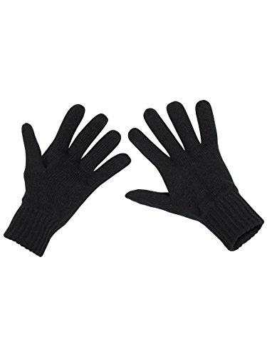 Gants Noir - Noir - S-M
