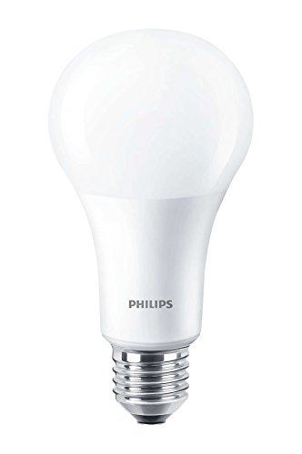 Philips Master LED warm Frosted DimTone Leuchtmittel, Synthetisch, weiß, E27, 11W, 240 volts