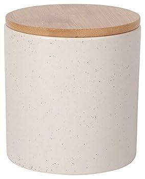 Now Designs Terrain Med Sandstone Stoneware Canister Medium