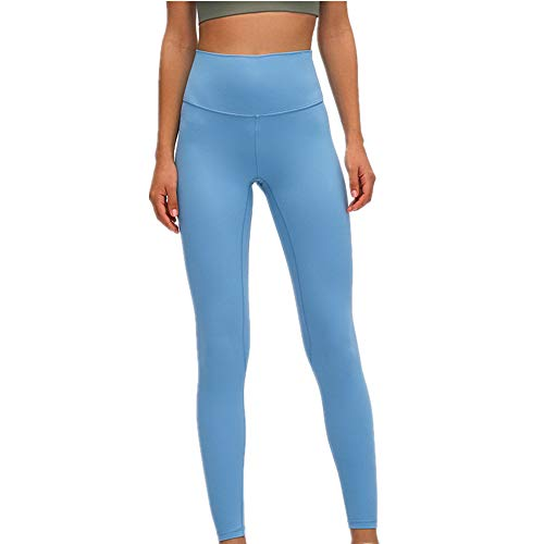 XPDD Women's Yoga Pants Tummy Control High Waist Workout Sports Running Gym Yoga Leggings Tights Trousers for Women Girls Fitness Long Leggings Workout Gym Yoga Stretchy Pants Yoga Pants Running