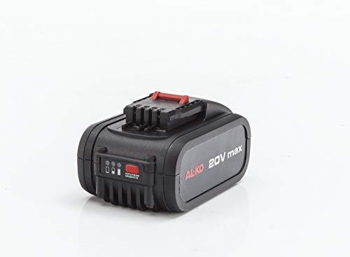 Preisvergleich Produktbild AL-KO EasyFlex-Akku (20 V Li-Ion 5.0 Ah,  nur 650 g Gewicht,  Kurze Ladezeit ca. 75 min,  mit LED Ladestandsanzeige)