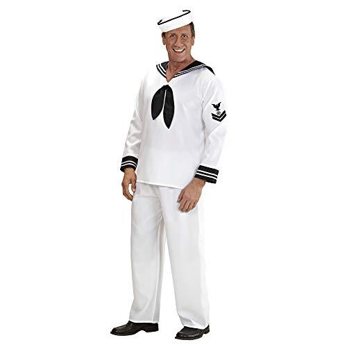 Widmann 5707s?Adulte Costume de Marin pour Hommes Taille XL