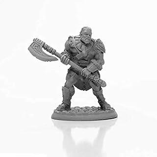 Arik Axereaver The Barbarian Miniature 25mm Heroic Scale Figure Dark Heaven Legends Reaper