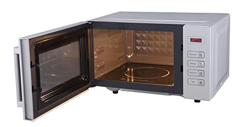 Silva-Homeline MW 2380 - Microondas profesional (base de cerámica con gran espacio de cocción, panel de control con teclas XXL)