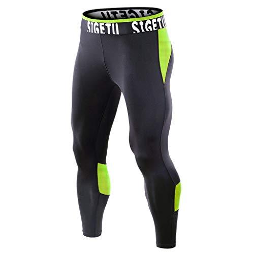 Turnhose Kinder Sportswear Herren Leggings MäDchen Geschenk für Herren Joggen Tasche Jogginganzug MäDchen Torwarthose Sportswear Aimn