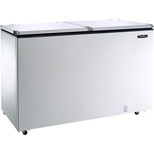 Freezer Horizontal 500 L Dupla Ação Esmaltec 110 V