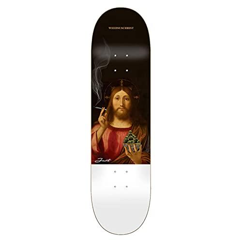 Jart Skateboard Deck Renaissance II Weedsuschrist 8.0