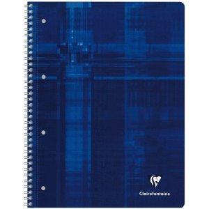 Clairefontaine 5 x Kollegblock A4 blanko 80 Blatt farbig Sortiert