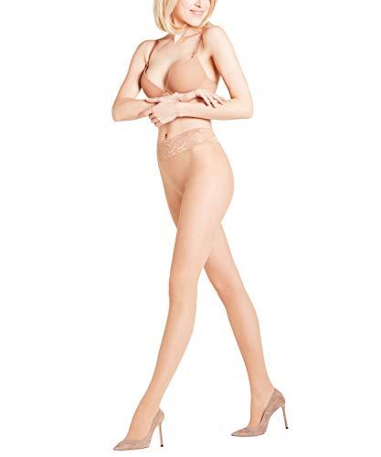 Falke Sensation 20 Denier panty voor dames, transparant, mat, 1 stuk, verschillende Kleuren, maat S-L - broekgedeelte zonder inzetstuk en naden - rondom naadloos, drukvrije comfortabele band