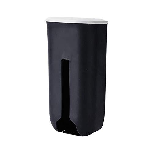 chinejaper Tütenspender Tütenhalter Plastiktüten aus Kunststoff Wandhalterung Müllsack Dispenser Aufbewahrungsbox