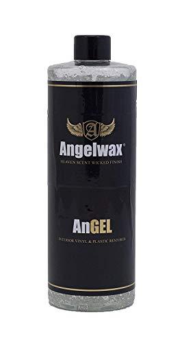 Angelwax Ange Plastique. Intérieur Et Vinyle Habillage 500ml, Eau Basé , Ph Neutre, UV Protection