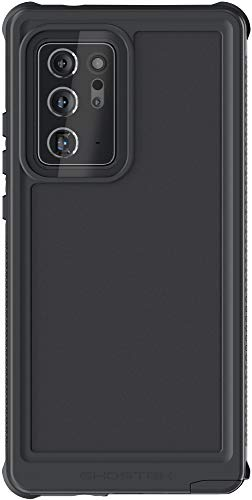 Ghostek Nautical Note20 Ultra Waterproof Case with Screen Protector and Camera Cover Slim Protective Military Grade Shockproof Heavy Duty Full Body Shell 2020 Galaxy Note 20 Ultra (6.9 Inch) - (Clear)