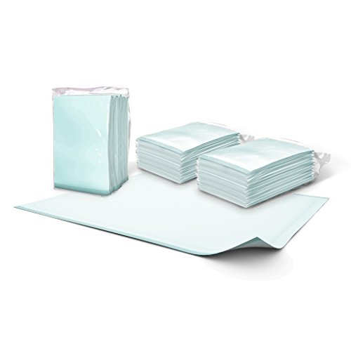 Attends Supersorb Plus, Premium Underpads with Dry-Lock Technology, Adult Incontinence Care, 30