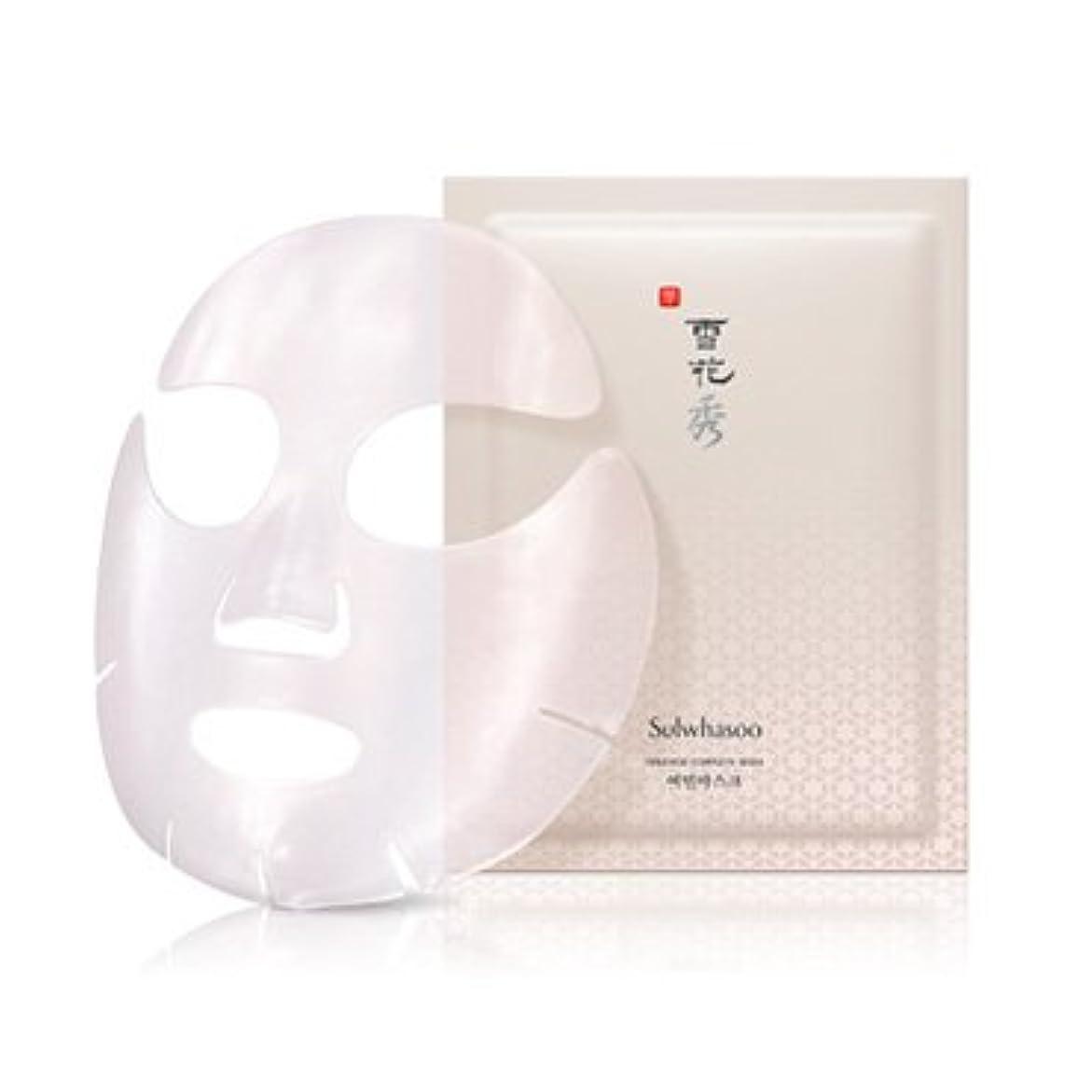 判読できない偏差王族雪花秀(ソルファス)ヨミンマスク(Innerise Complete Mask)5枚入