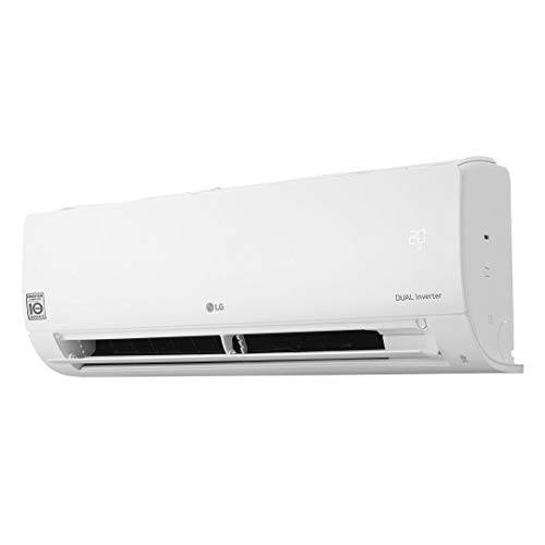 Inverter klimaanlage LG S12EQ.NSJ/S12EQ.UA3, 12000 BTU, A ++ / A + GAS R32, Innengerät, Außengerät und Fernbedienung