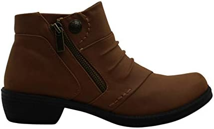 Easy Street Women's, Sable Ankle Boot