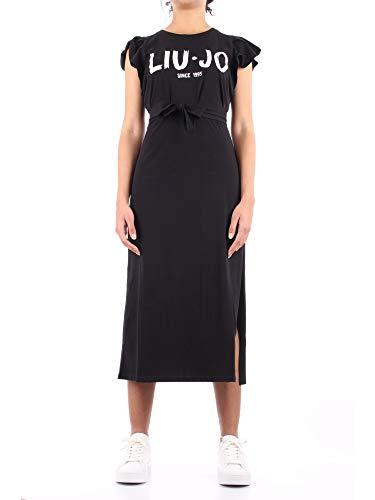 Liu Jo FA0416 J5703 Langes Kleid Damen S