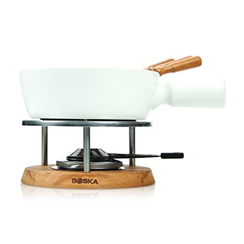 Boska -   Fondue-Set Bianco -