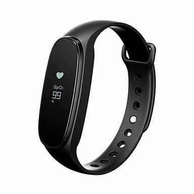 TR intelligente braccialetto sonno cardiofrequenzimetro inseguitore braccialetto ossimetria sportiva smartband IP67 impermeabile per Samsung