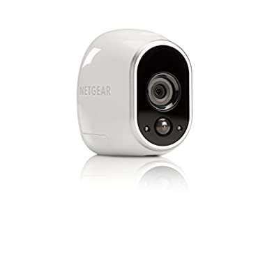 Arlo by NETGEAR Security System - 1 Wire-Free HD Camera| Indoor/Outdoor | Night Vision (VMS3130), Works with Alexa