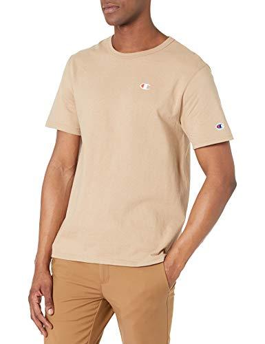 Champion Herren Heritage Tee T-Shirt, Country Walnuss-y06145, Groß
