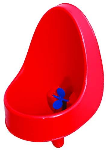 Styll Baby Mictório Pipi Boy, Vermelho