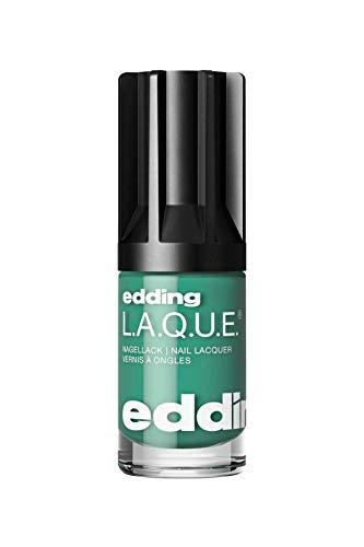 Edding Make-up Nägel L.A.Q.U.E. Nr. 185 Gratful Green 8 ml