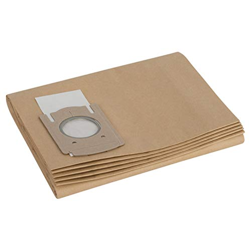 Bosch 2605411062 Sac filtre en papier Pour GAS 12-50 RF Lot de 5