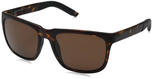 Electric Visual Knoxville XL S Matte Tortoise/OHM Polarized Bronze Sunglasses
