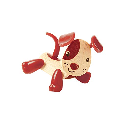 Hape - E5533 - Figurine Animal - Chien