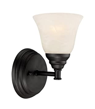 Designers Fountain 85101-ORB Kendall Wall Sconce Oil Rubbed Bronze