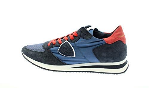 Philippe Model Uomo Sneakers MOD. Sneakers cod. TZLU-TRPX W006 Blu