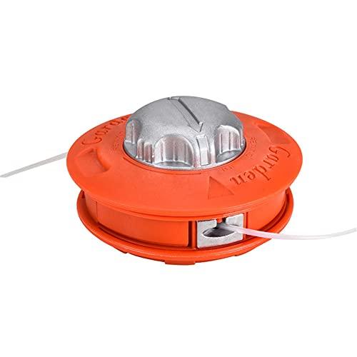 LKJYBG Tête de rechange pour débroussailleuse Oleo-Mac 61112061a Orange