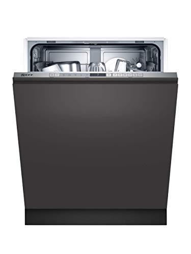 NEFF S153ITX05E Geschirrspüler vollintegriert N30 / 60 cm / Home Connect / InfoLight / Chef 70° / 5 Programme