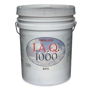Fiberlock IAQ 1000 8315-5 Broad Spectrum Cleaner