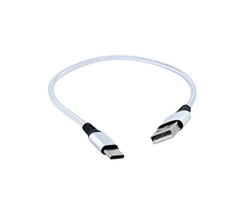 InnoCigs USB-C Ladekabel diverse Längen - geeignet für E-Zigaretten (0,25 m)