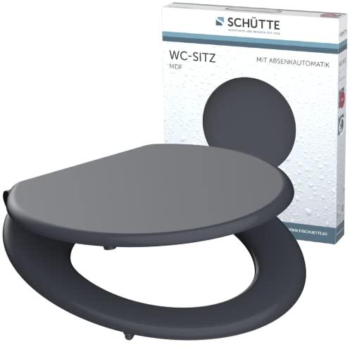 Schütte WC-Sitz SPIRIT Bild