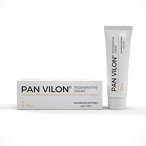 Nanopep - PAN VILON | Mejor Crema para Cicatrices | Crema cicatrizante de heridas | Crema regeneradora de heridas | Tratamiento de cicatrices | Quemaduras, acné, eliminación de tatuajes Italy 30 ml