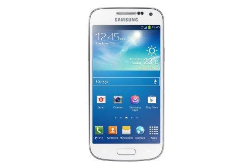 Samsung Galaxy S4 Mini GT-I9192 4.27Zoll Dual SIM 8GB 1900mAh Weiß - Smartphones (10,8 cm (4.27 Zoll), 540 x 960 Pixel, 8 GB, 8 MP, Android 4.2.2, Weiß)