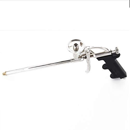 GTFHUH Pistolas dispensadoras de Espuma Boquilla de 2 mm Que aísla pequeños Huecos con Facilidad para llenar y sellar