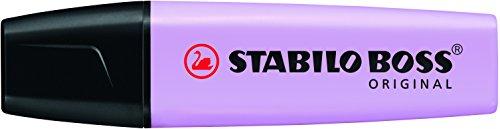 STABILO Boss 70/155  Textmarker Standard Brume De Lilas
