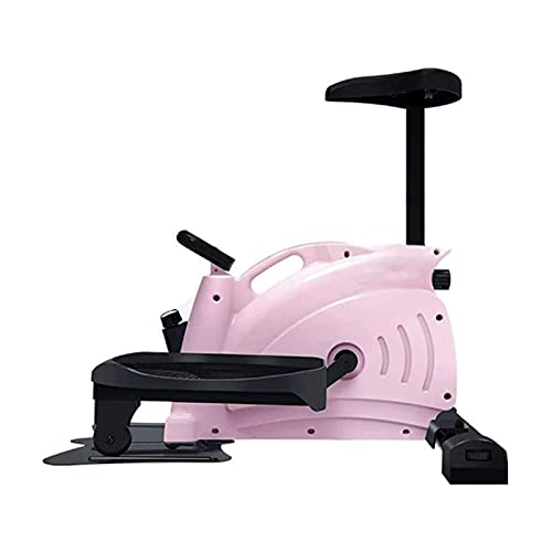 HaoLi Up Down Stepper Machine Home Fitness Workout Home Pérdida de Peso Equipo de Fitness Magnético Mini Step Stepper elíptico con Pantalla LCD