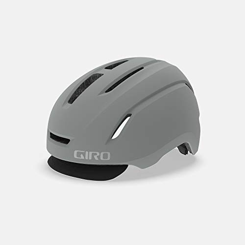 Giro Caden MIPS Adult Urban Cycling Helmet - Large (59-63 cm), Matte Grey (2020)