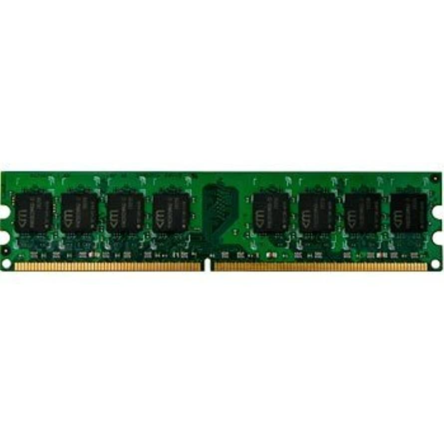 Mushkin 991497 DDR2 UDIMM 1GB PC2-4200 4-4-4-12 NONE 1.8V